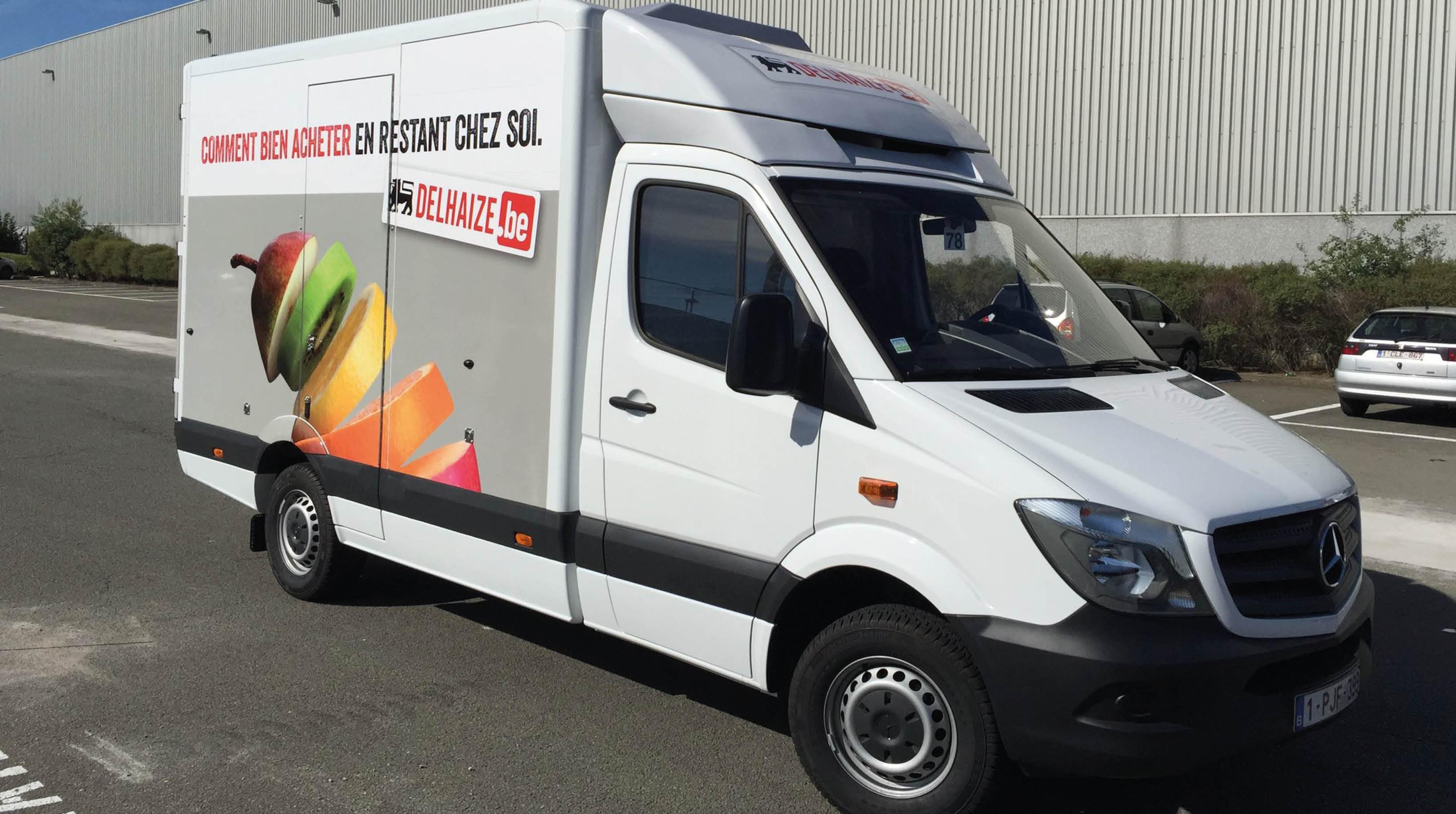 Pratique : tous les services « collect & delivery » de nos