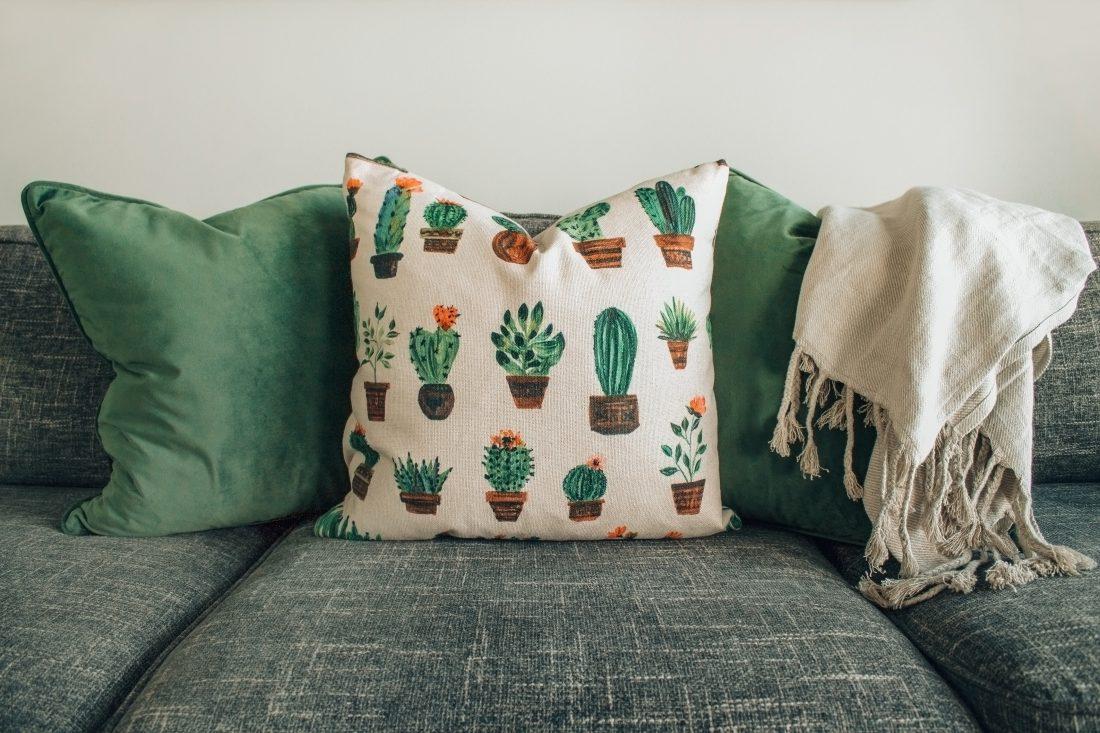 Imprimez un propre motif ou design sur du coton