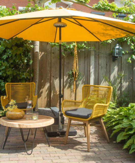 Kees Smit tuinmeubelen - parasol