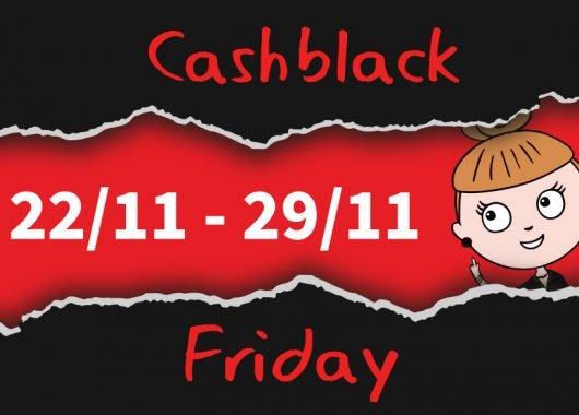 Cashblack Friday sur myShopi